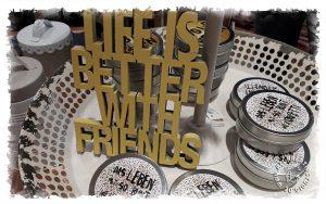 Das Leben ist besser …