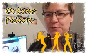 Online Feiern