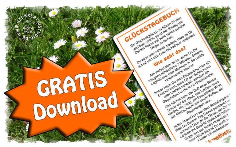 Read more about the article Schreibe ein Glückstagebuch!