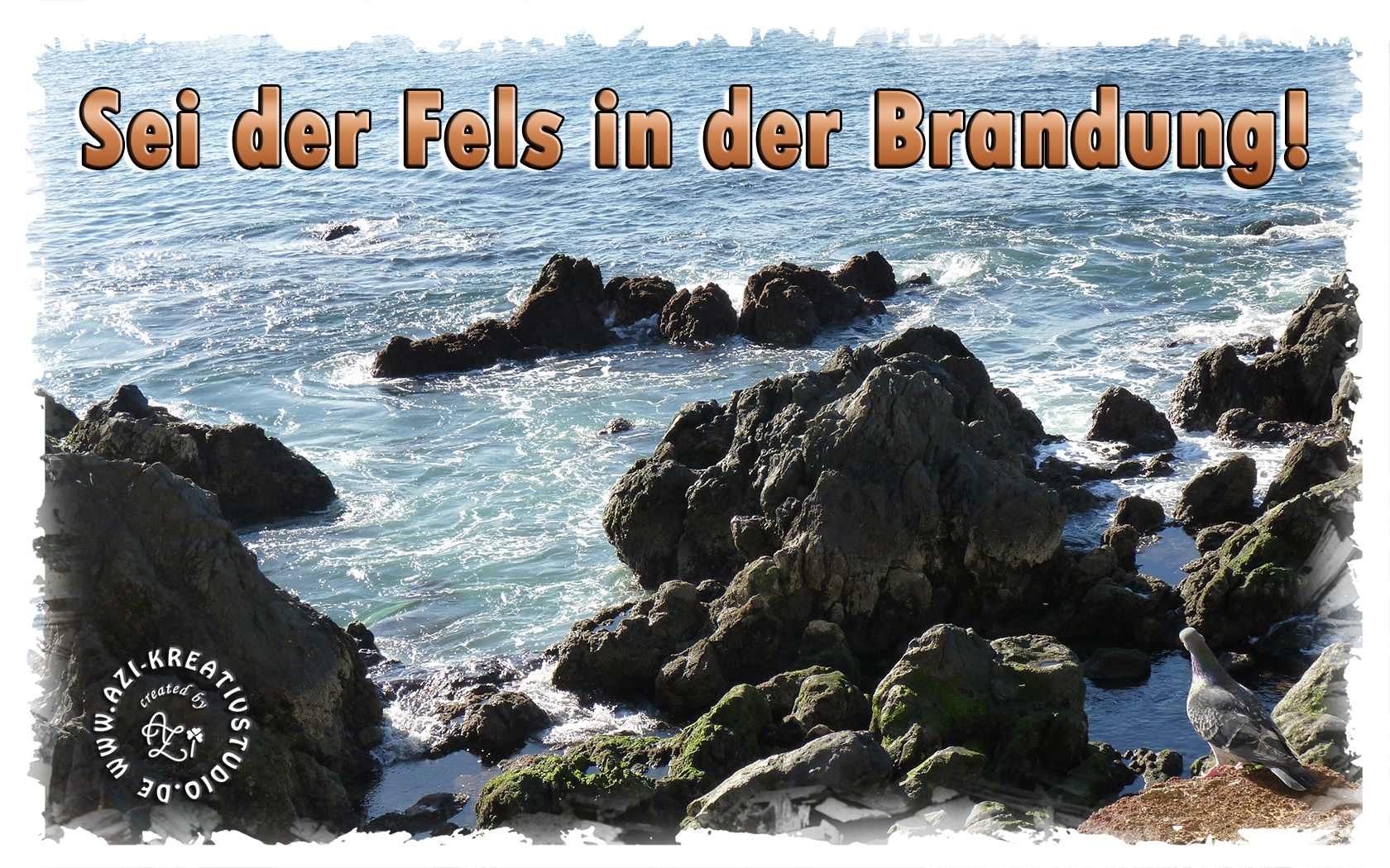You are currently viewing Sei Du der Fels