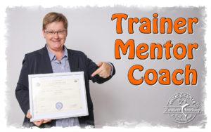Trainer, Mentor, Coach