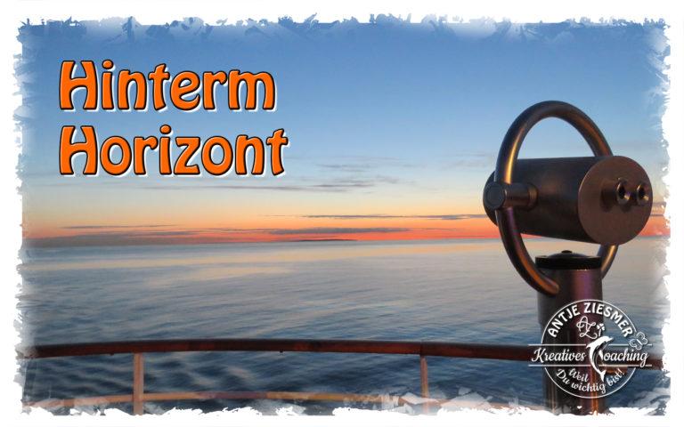 Hinterm Horizont