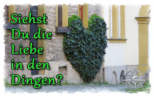 Read more about the article Siehst Du die Liebe