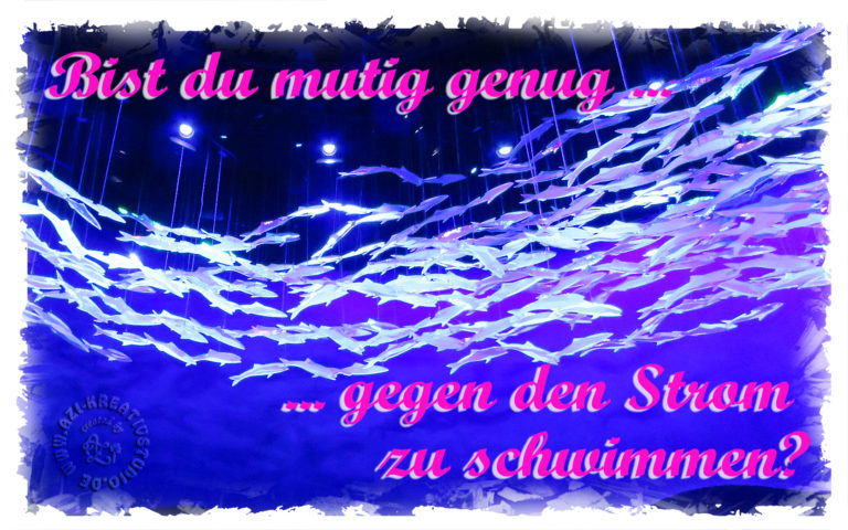 Read more about the article Gegen den Strom