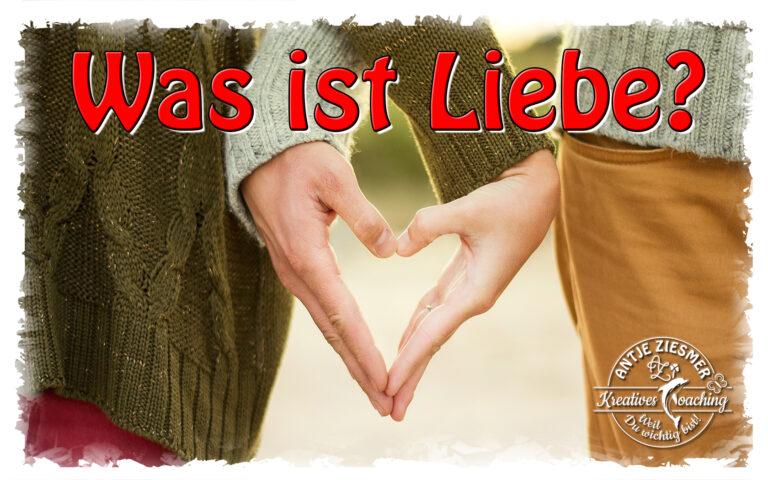 Read more about the article Die Sache mit der Liebe
