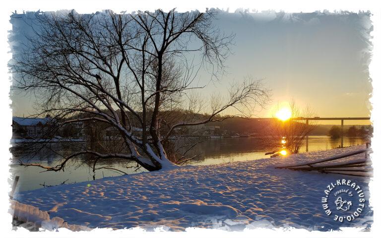 Winter und Sonne