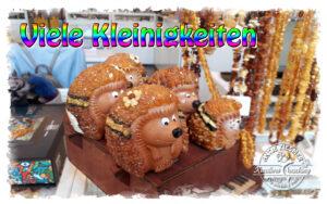Read more about the article Viele Kleinigkeiten