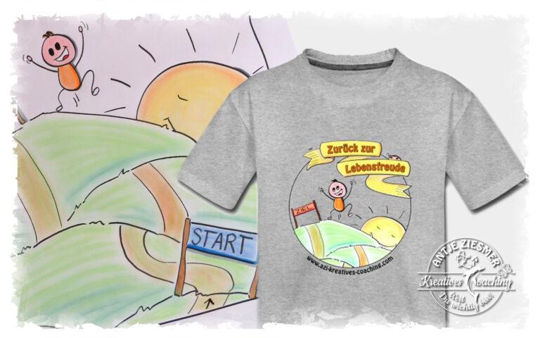 Read more about the article Shirt – Zurück zur Lebensfreude